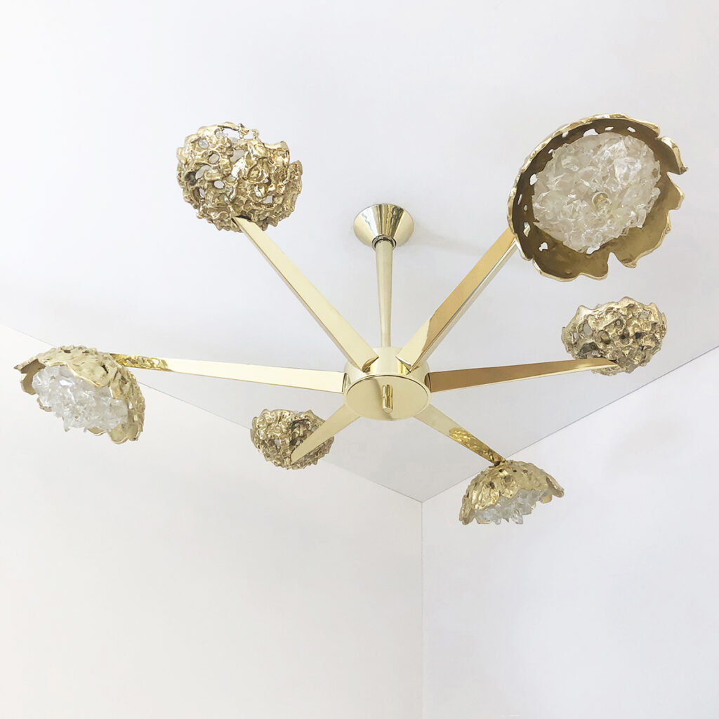 Fusione Ceiling Light by form A
