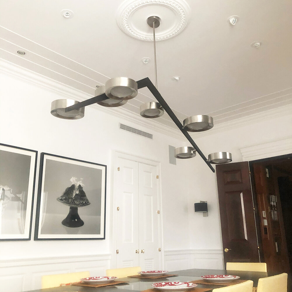 Modello Sette Ceiling Light