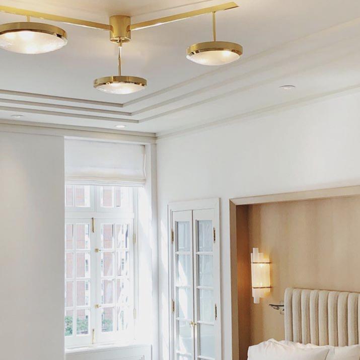 Tre Ceiling Light