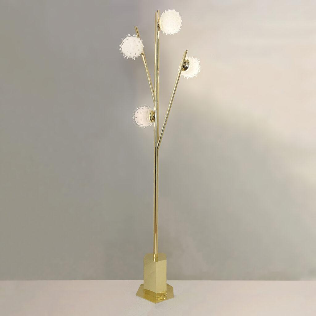 Riccio Floor Lamp by form A