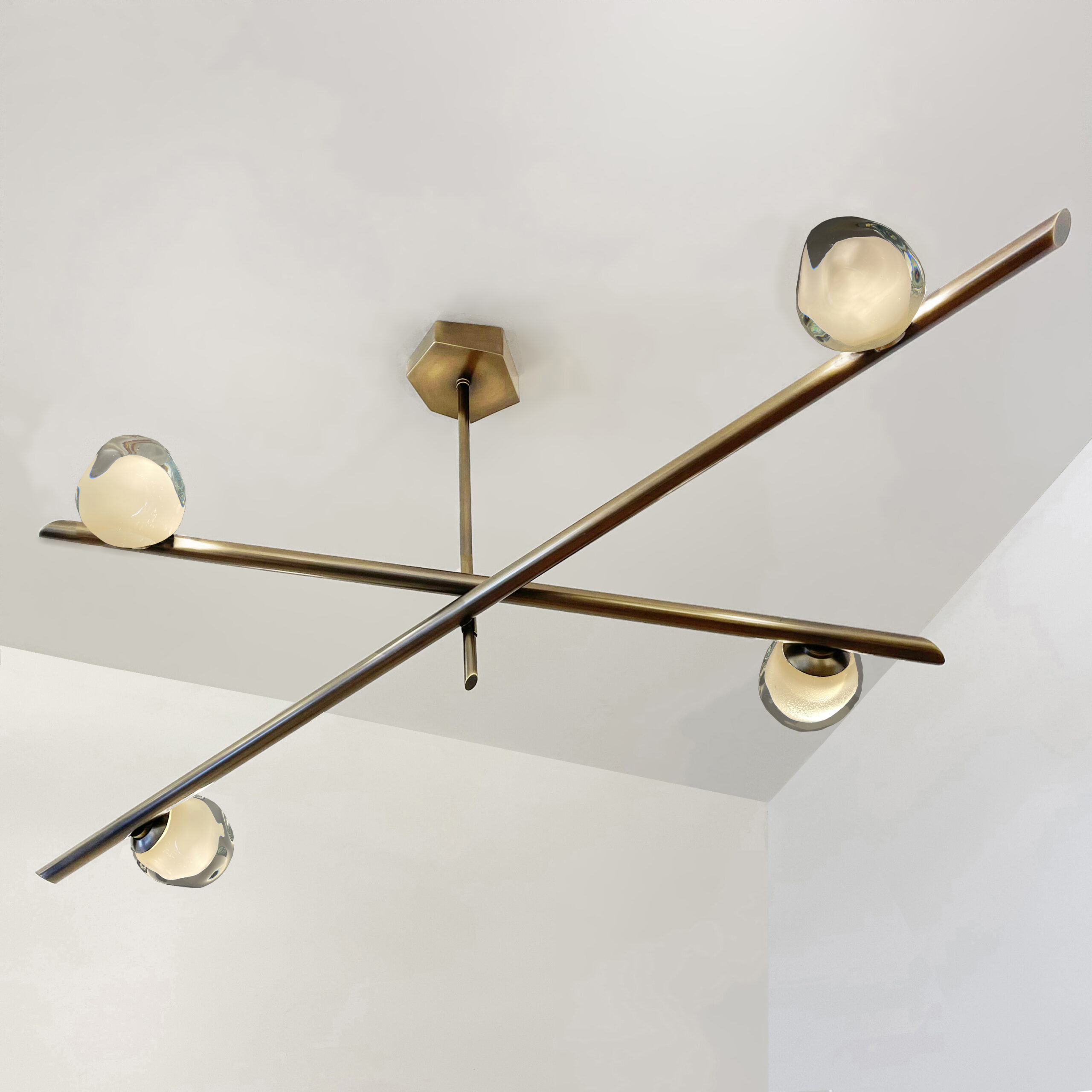 Antares Ceiling Light, form A